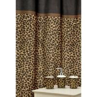 4 Piece Leopard Print Bathroom Set | Bathroom Ideas ...