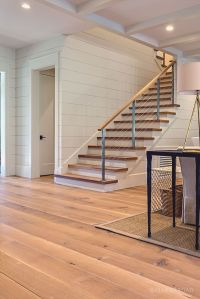 25+ best ideas about Wood Stair Railings on Pinterest ...