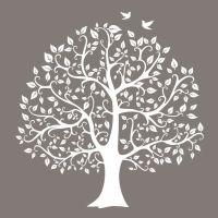 Neutral Tree Silhouette - Urban Nest Designs   Future ...