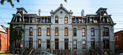 The Owen Block building in Evansville, Indiana is at risk of demolition. | Architecture in ...
