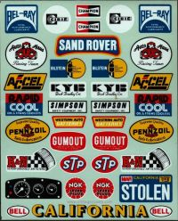 17 Best images about VINTAGE RACING LOGOS and decals on ...