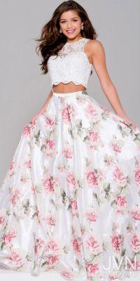 1000+ ideas about Long Floral Dresses on Pinterest