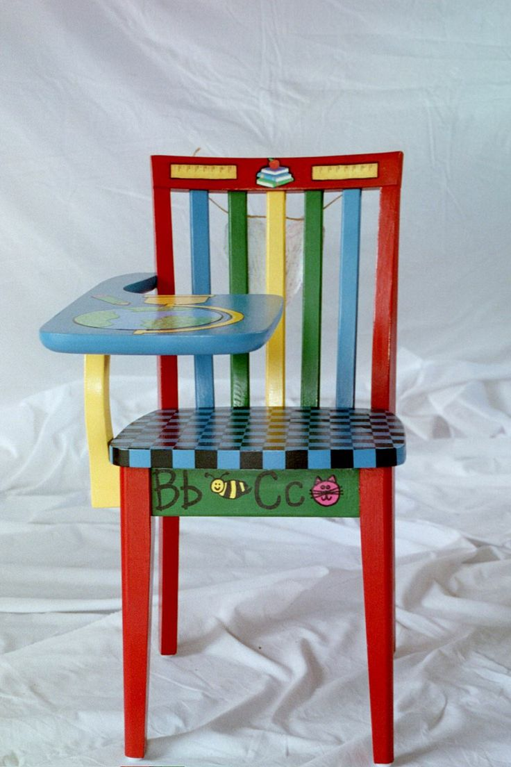 Childrens School Desk And Chair Woodworking Projects Plans