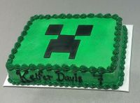 17 Best images about minecraft cakes on Pinterest | Cookie ...