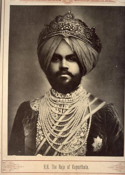 Jagjit Singh Hd Wallpapers The Raja Of Kapurthala Late 19th Century Photograph Jpg