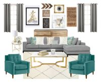 17 Best ideas about Living Room Turquoise on Pinterest