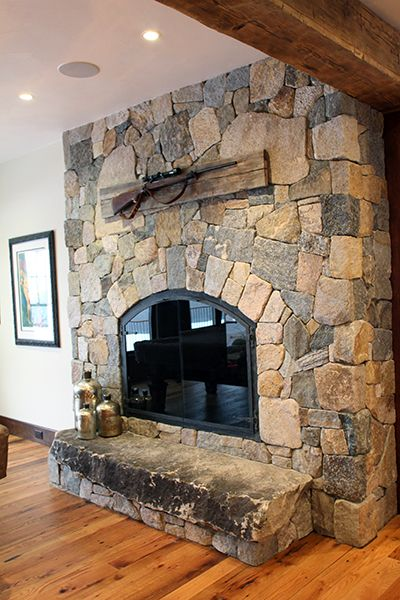 Feuerstelle Naturstein 17 Best Images About Natural Stone Fireplaces On Pinterest