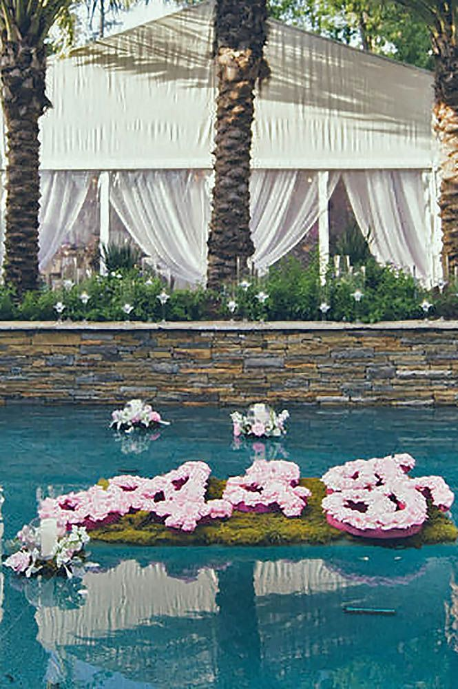 1000+ ideas about Backyard Wedding Pool on Pinterest