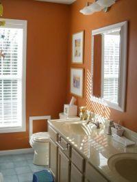 25+ Best Ideas about Burnt Orange Bathrooms on Pinterest ...