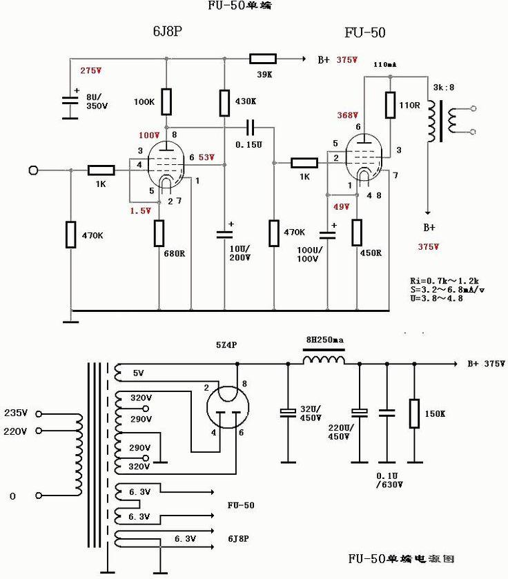 50amp wiring a schematic