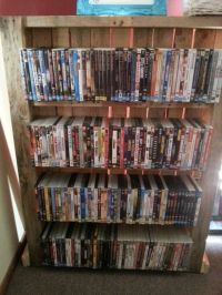 Dvd Shelving Ideas. Dvd Rack With Doors With Dvd Shelving ...