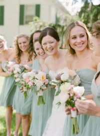 17 Best images about Bridesmaids on Pinterest | Mint green ...
