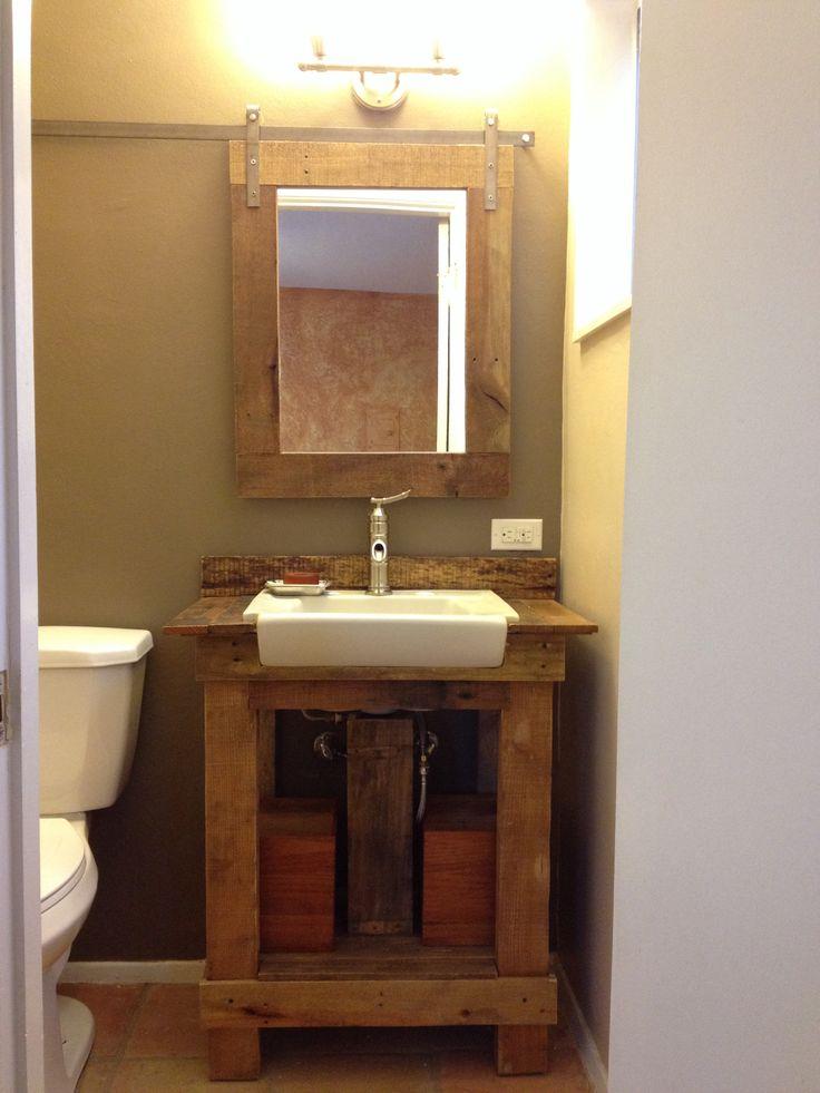 78+ Images About Diy Bathroom Vanity Ideas On Pinterest | Concrete