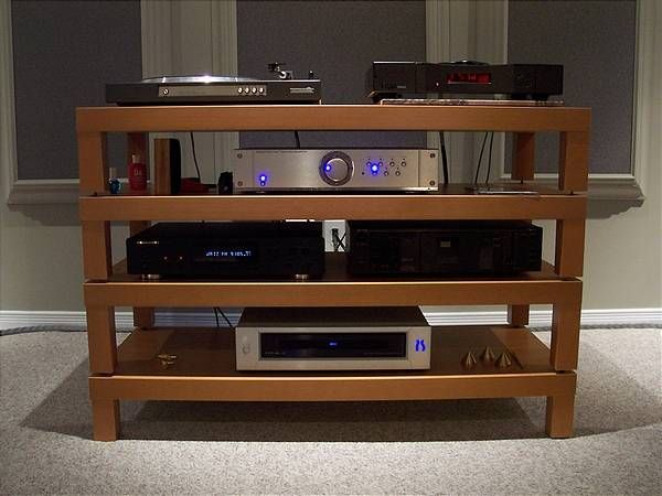 Diy Hifi Rack Ikea Awesome Home Built Hifi Rack Made Of Ikea Lack Coffee