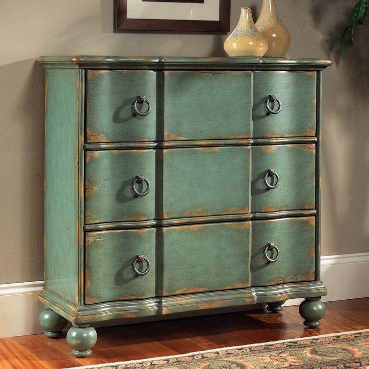 Pulaski Furniture 739276 Hall Chest Decorative Storage