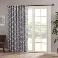 Single Panel Curtain For Patio Door   Curtain Menzilperde.Net