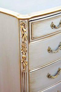 25+ Best Ideas about Gold Dresser on Pinterest