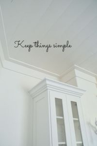 25+ best ideas about Ceiling Trim on Pinterest | Ceiling ...