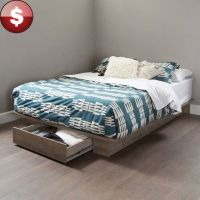 17 Best ideas about Pallet Platform Bed on Pinterest | Diy ...