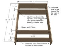 Building A Gun Cabinet Free Plans - WoodWorking Projects ...
