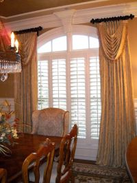 Formal Dining Room Window Treatments Formal Dining Room ...