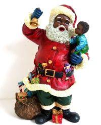 1000+ images about Black Santa Claus on Pinterest ...