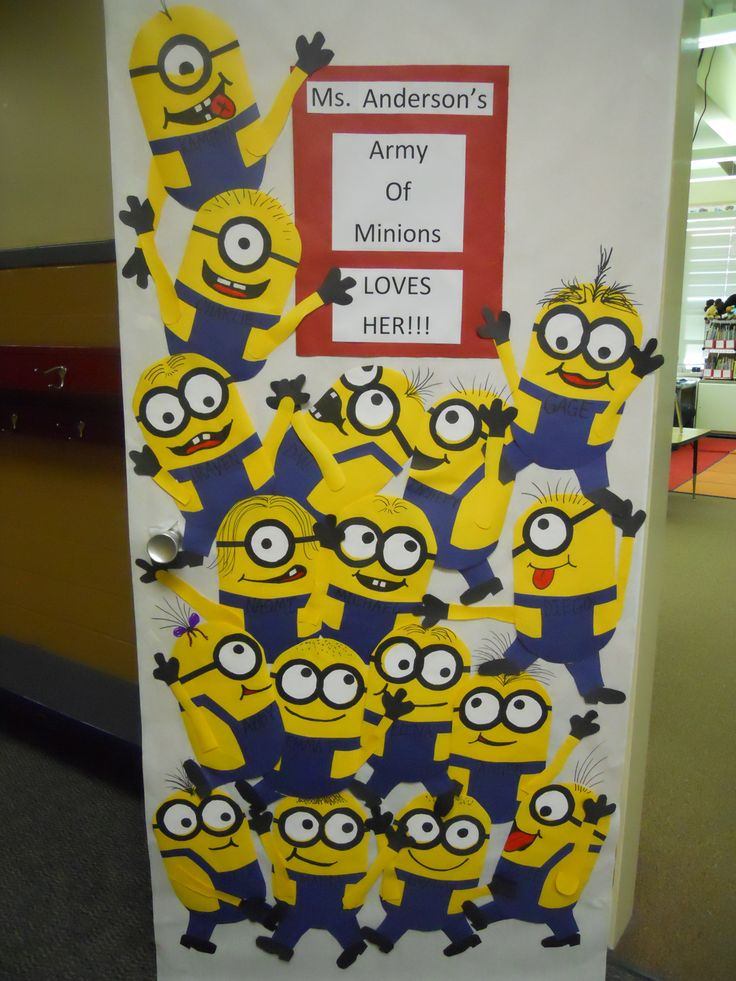 Love it! Welcome back little minions :) (image only