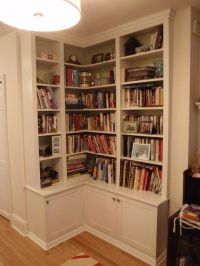 25+ best ideas about Corner bookshelves on Pinterest ...