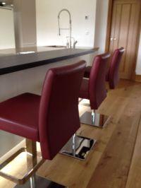Center Adjustable Bar Stool | Breakfast bars, Breakfast ...