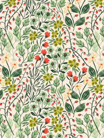 25+ best ideas about Floral Pattern Wallpaper on Pinterest ...