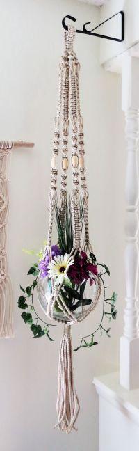 25+ best ideas about Macrame plant holder on Pinterest ...