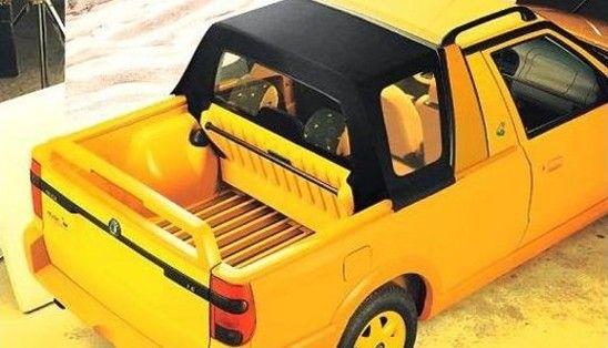 Skoda Felicia Fun Pickup Bed Fela Pany Pinterest