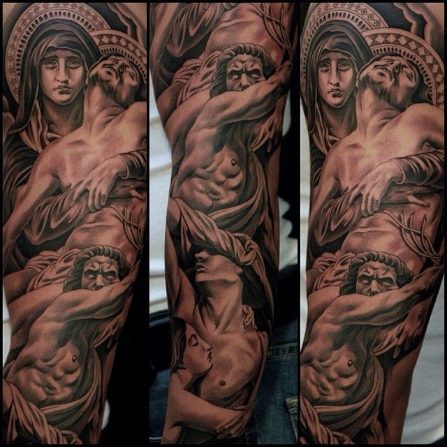 17 best images about michelangelo tattoo on pinterest