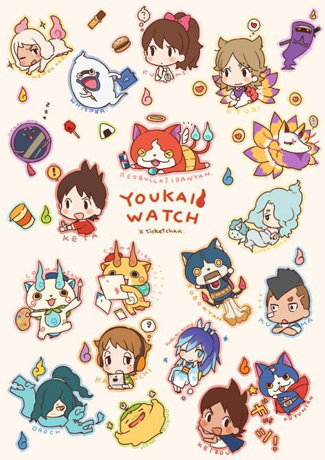 Cute Keychains Wallpapers 36 Best Images About Yokai Watch On Pinterest So Kawaii