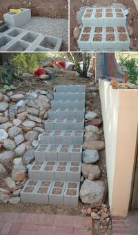 Best 25+ Concrete Block Retaining Wall ideas on Pinterest ...