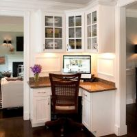 17 Best ideas about Small Corner Desk on Pinterest