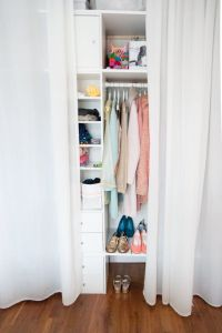 1000+ ideas about Closet Door Alternative on Pinterest ...