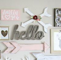 59 best images about Nursery Ideas on Pinterest | Arrow ...