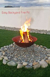 1000+ ideas about Backyard Fire Pits on Pinterest | Fire ...