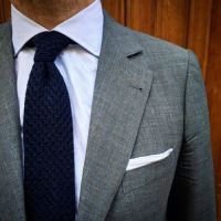 25+ best ideas about Knit Tie on Pinterest | Shirt tie ...