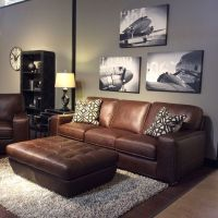 Best 25+ Brown leather furniture ideas on Pinterest ...