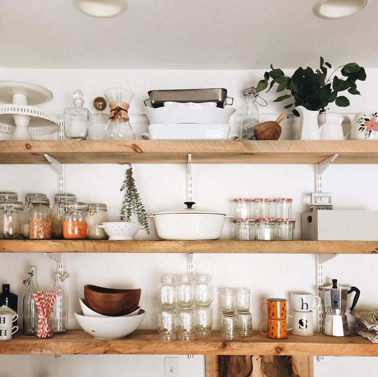 Open Kitchen Shelves Using Our Collector S Shelving System With 1000+ Ideas About Elfa Closet On Pinterest | Container