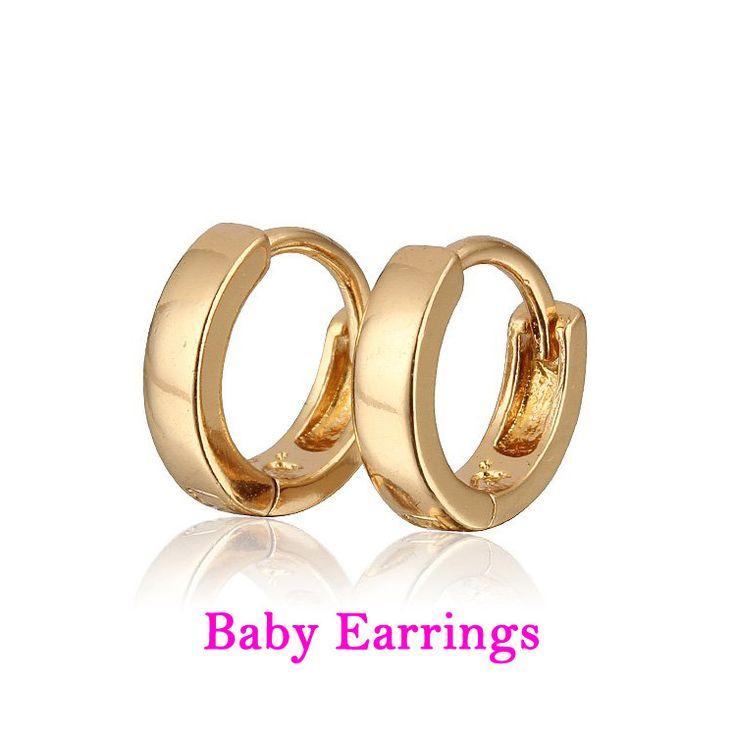25+ best ideas about Baby earrings on Pinterest