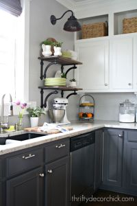25+ best ideas about Two toned kitchen on Pinterest | Two ...