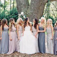 Best 20+ Mix Match Bridesmaids ideas on Pinterest