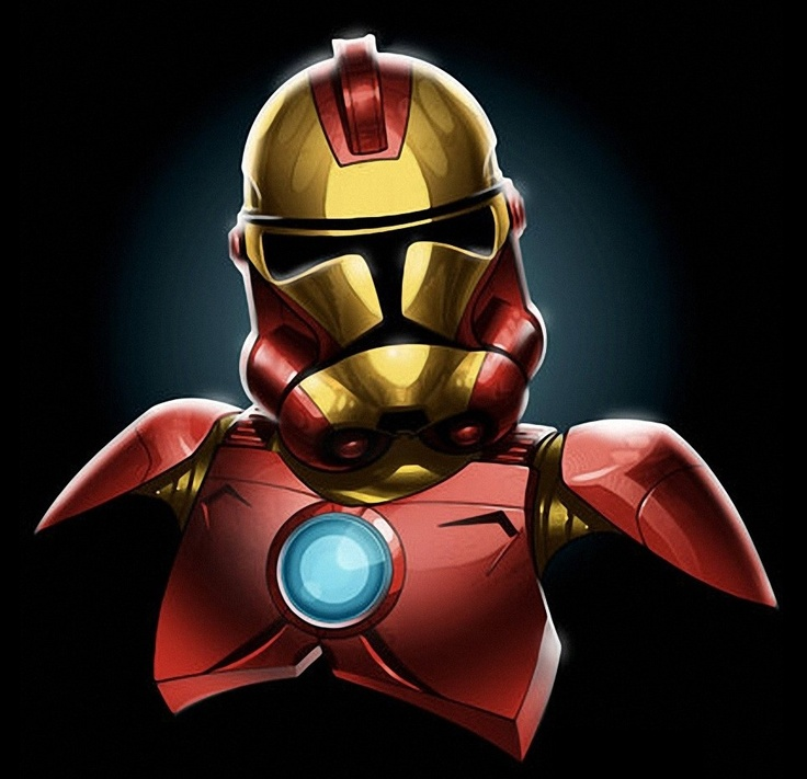 Tony Stark Hd Wallpapers Ironman Stormtrooper Star Wars Pinterest