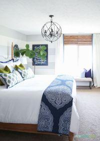 25+ best ideas about Navy blue comforter on Pinterest ...