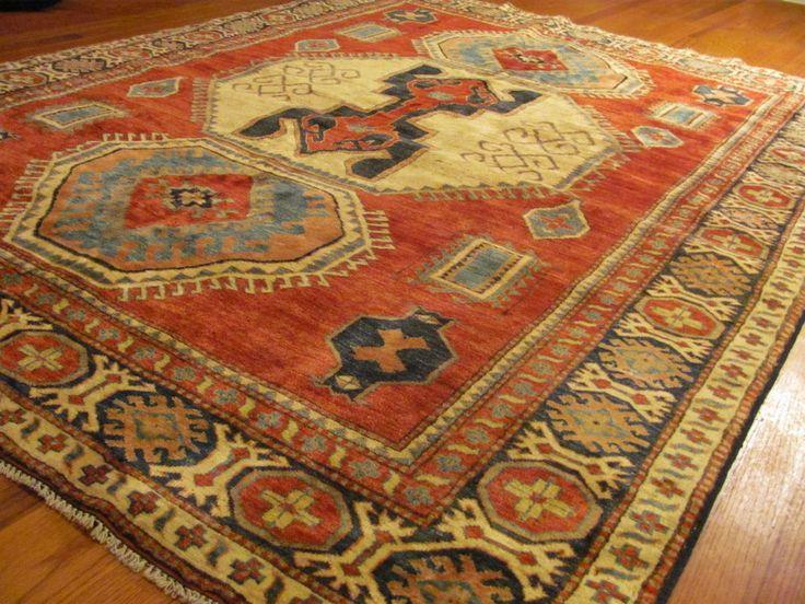 Vintage Oriental Rugs Home Decor