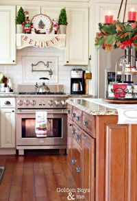 25+ best ideas about Christmas kitchen on Pinterest ...