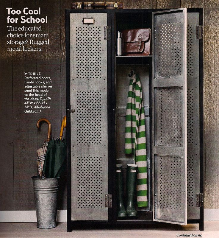 Lockers for mudroom entryway metal lockers pinterest